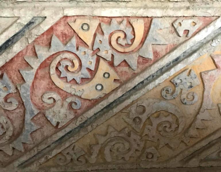 Huaca Cao motifs