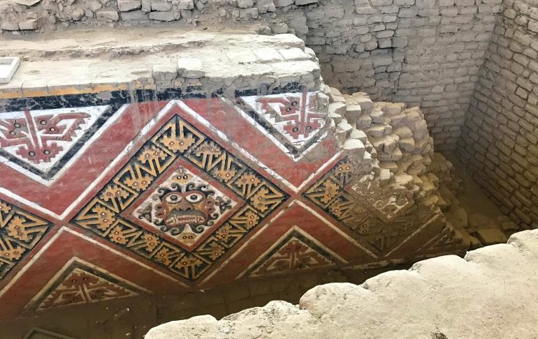 Moche culture Peru